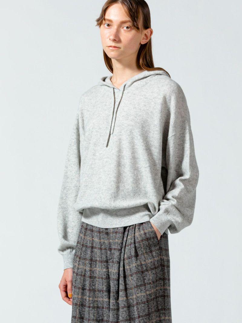 hooded P/O / l.gray