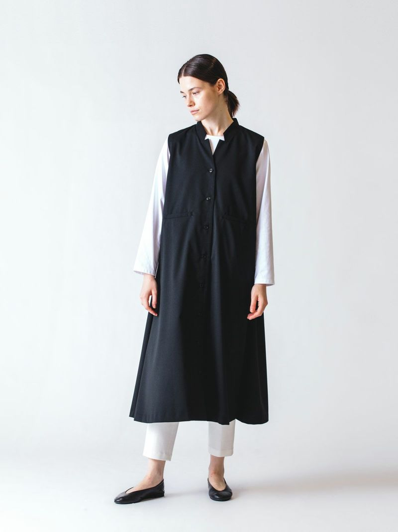 stand collar flare N/S OP