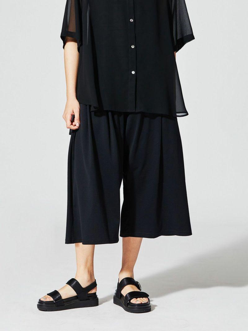 jersey culottes PT /  black