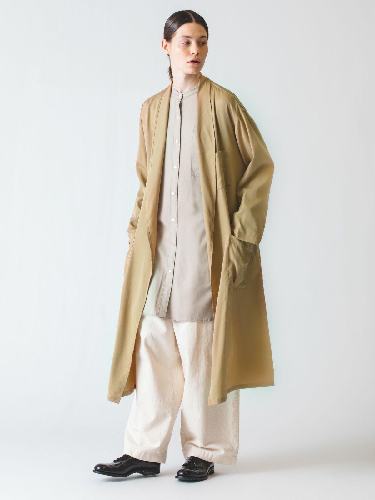 drape gawn coat